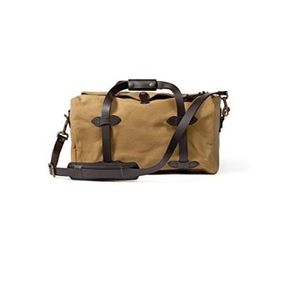 Filson Small Duffle Bag, Tan, OS - Brass, 11070220-Tan-OS - 11070220-Tan-OS - Brass【並行輸入品】