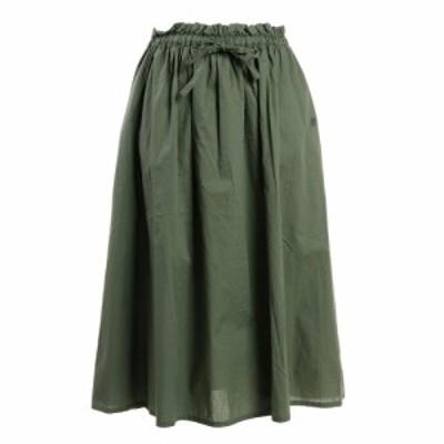 ウィッテム(HUITIEME)ミリタリースカート HU20SNS867206OLV(Lady's)