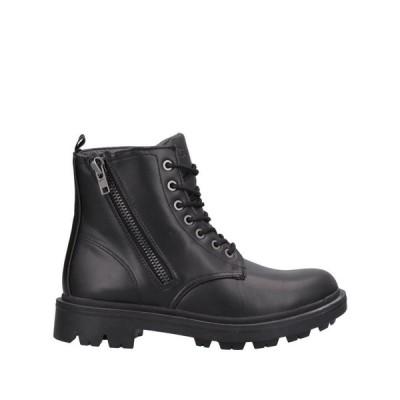 ゲス GUESS メンズ ブーツ シューズ・靴 boots Black