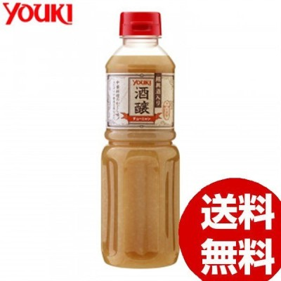 YOUKI ユウキ食品 酒醸 チューニャン 紹興酒入 590g×6本入り 210160