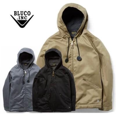 BLUCO WORK GARMENT/ブルコ HOOD JACKET/フードジャケット OL-052-020・3color