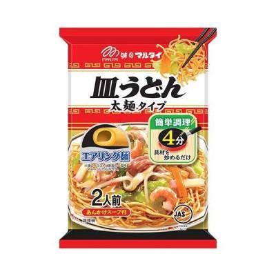 マルタイ 太麺皿うどん 151g×12個