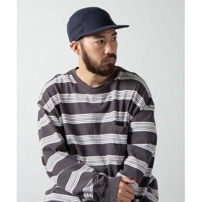 Ray's Store / Linen Jet Cap / リネンジェットキャップ MEN 帽子 > キャップ