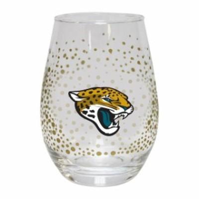 The Memory Company ザ メモリー カンパニー スポーツ用品  Jacksonville Jaguars Glitter Stemless Tumbler