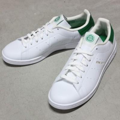 アディダス adidas スニーカー スタンスミス STAN SMITH フットウェアホワイト/オフホワイト/グリーン G58194