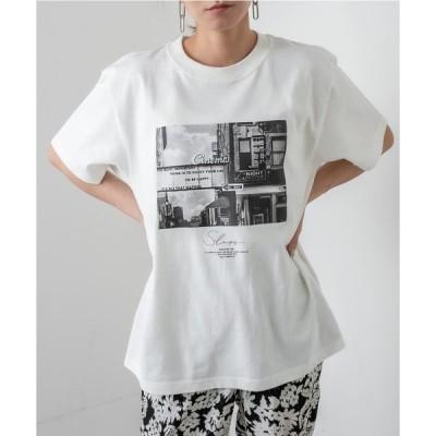 tシャツ Tシャツ シティフォトグラフTシャツ