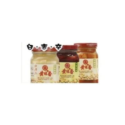 黄日香 お買得 3点腐乳セット(赤・白・辛) 中華料理人気商品・台湾名物 216011.021.041