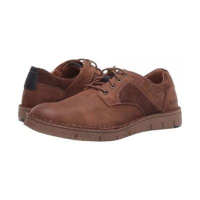 Josef Seibel ジョセフセイベル メンズ 男性用 シューズ 靴 オックスフォード 紳士靴 通勤靴 Ruben 46 - Castagne/Kombi