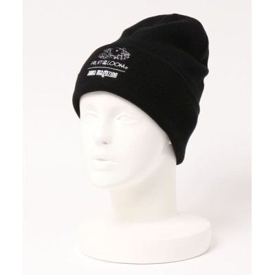 THE MORNING AFTER / [FRUIT OF THE LOOM / フルーツ オブ ザ ルーム ] FTL ANM SIMPLE KNIT CAP / ニットキャップ MEN 帽子 > キャップ