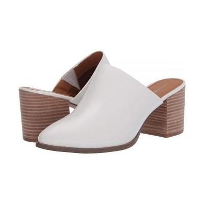 Report レポート レディース 女性用 シューズ 靴 ヒール Torrance - White