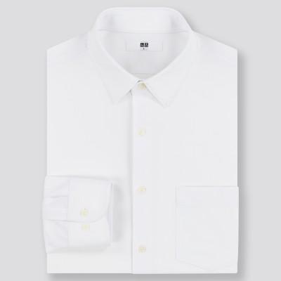 ファインクロスコンフォートシャツ(長袖・レギュラーカラー)