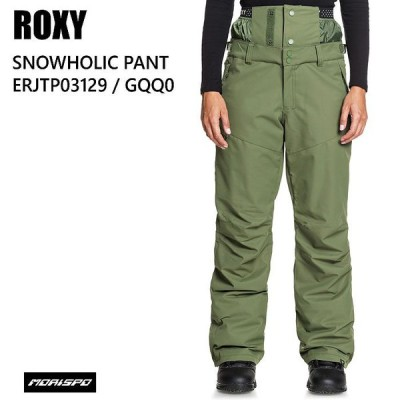 ROXY ロキシー ウェア ERJTP03129 SNOWHOLIC PT 20-21 GQQ0 スノーボード ボード レディース パンツ