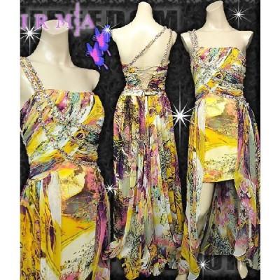 ドレス ミニ ドレス IRMA ドレス キャバ ドレス ワンショル前ミニバックトレーンドレス イルマ ドレス agehaドレス パーティードレス