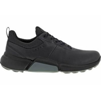 エコー メンズ スニーカー シューズ ECCO Men's BIOM H4 Golf Shoes Black