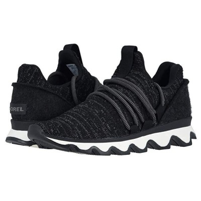 ソレル Kinetic Lace レディース スニーカー シューズ 靴 Black 1