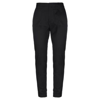 ディースクエアード DSQUARED2 パンツ ブラック 36 コットン 97% / ポリウレタン 3% パンツ