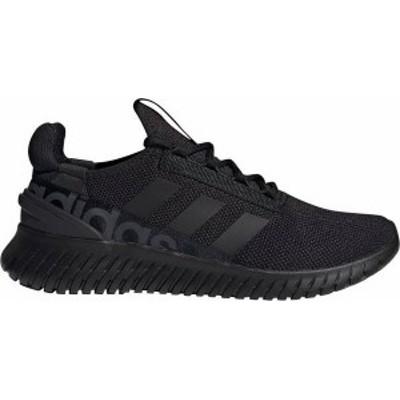 アディダス メンズ スニーカー シューズ adidas Men's Kaptir 2.0 Shoes Black/Black/Carbon
