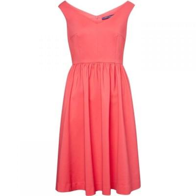フレンチコネクション French Connection レディース パーティードレス ワンピース・ドレス Glass Stretch Bardot Dress Pink