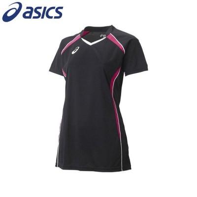アシックス(asics) WSゲームシャツHS バレーボールアパレル XW1317-9017 レディース