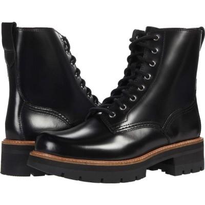 クラークス Clarks レディース シューズ・靴 Orianna Lo Black Leather