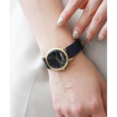 腕時計 スタードットバンドウォッチ