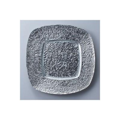 角皿 31cm角皿 SLV/31.0×H2.5cm (内寸 18.0×18.0cm)/業務用/新品