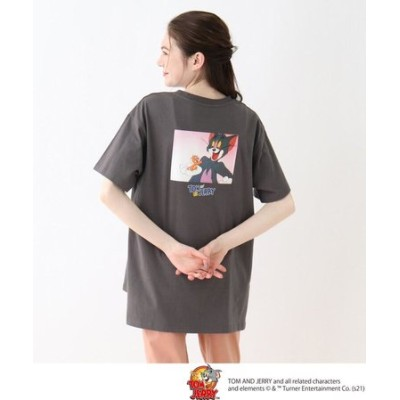 【S-L】トムとジェリー BIGTシャツ