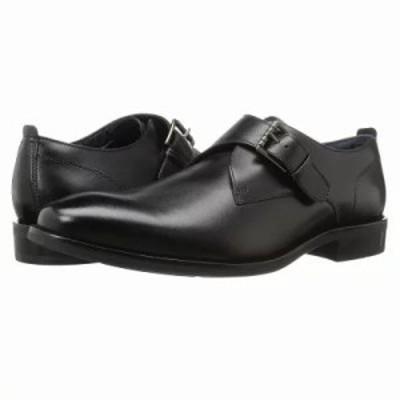 コールハーン 革靴・ビジネスシューズ Watson Dress Single Monk Black