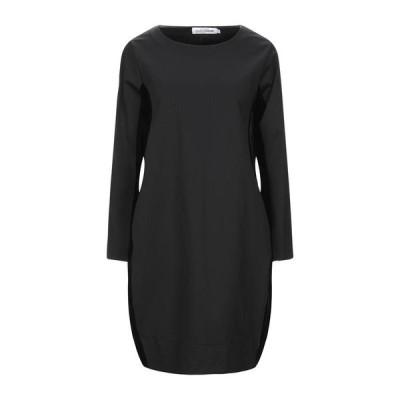 EUROPEAN CULTURE チューブドレス ファッション  レディースファッション  ドレス、ブライダル  パーティドレス ブラック