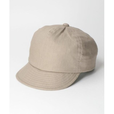 BEAUTY&YOUTH UNITED ARROWS / <NINE TAILOR> LYMNGTN CAP LN/キャップ MEN 帽子 > キャップ