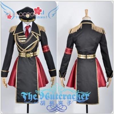 オリジナルアニメ K RETURN OF KINGS 第2期 櫛名  軍服  風 コスプレ衣装  cosplay ハロウィン  仮装