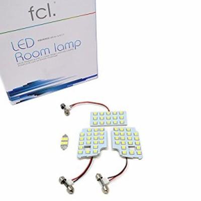【新品・送料無料】fcl.(エフシーエル) マツダ デミオ(DJ系) H26.9* 専用設計SMD LEDルームランプ