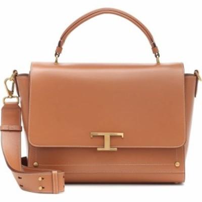 トッズ Tods レディース ハンドバッグ バッグ timeless large leather shoulder bag Kenia