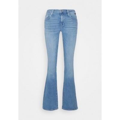 マビ デニムパンツ レディース ボトムス BELLA MID RISE - Bootcut jeans - light sky glam