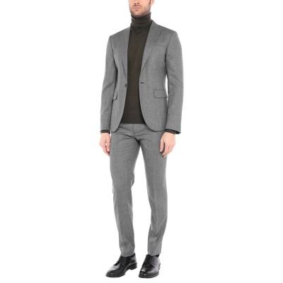ディースクエアード DSQUARED2 スーツ ブラック 48 バージンウール 100% スーツ