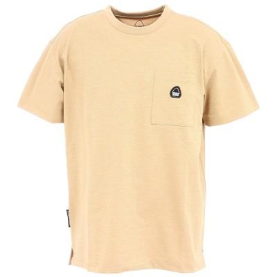 シェラデザイン半袖Tシャツ 7days ショートスリーブTシャツ 20953344-02.BEGベージュS