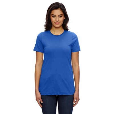 レディース 衣類 トップス Womens Fine Jersey Classic T-Shirt Tシャツ
