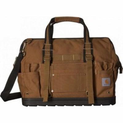 カーハート Carhartt レディース バッグ 18 Legacy Tool Bag w/ Molded Base Carhartt/Brown