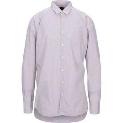 ヒューゴ ボス BOSS HUGO BOSS メンズ シャツ トップス Patterned Shirt Red