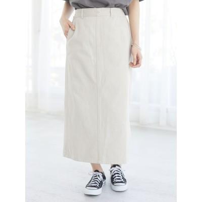 タイトツイルスカート
