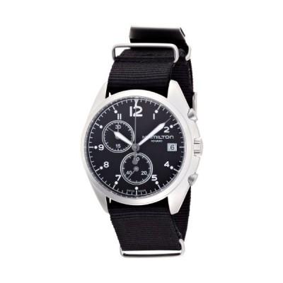 Hamilton Men's Analogue Quartz Watch with Textile Strap H76552433 並行輸入品