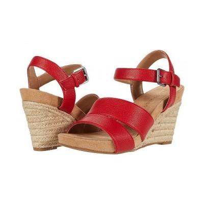 Aerosoles エアロソールズ レディース 女性用 シューズ 靴 ヒール Plainfield - Red