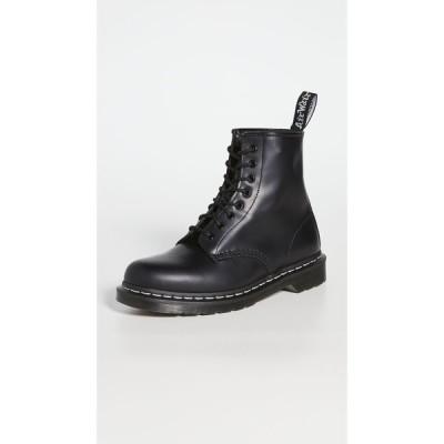 ドクターマーチン Dr. Martens メンズ ブーツ シューズ・靴 1460 8-eye white stitch boots Black