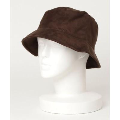BEAMS MEN / GRILLO / Fake Suede Hat MEN 帽子 > ハット