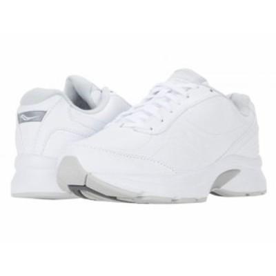 Saucony サッカニー メンズ 男性用 シューズ 靴 スニーカー 運動靴 Omni Walker 3 White【送料無料】