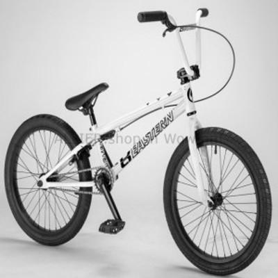 "BMX Eastern 20 ""BMXローダウン自転車フリースタイルバイク3ピースクランクホワイト2019新  Eastern 2"