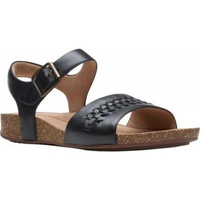 クラークス Clarks レディース サンダル・ミュール アンクルストラップ シューズ・靴 un perri way ankle strap sandal