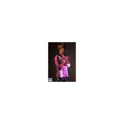 中古生写真(男性) 田邊謙(獅子原馨)/背景黒・キャラクターショット/舞台「プリンス・オブ・ストライド THE LIVE STAGE