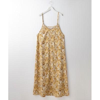 ニュアンス柄キャミワンピース (ワンピース)Dress