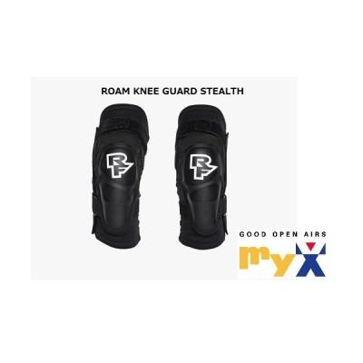 ROAM KNEE GUARD (ローム ニーガード) STEALTH (ステルス)  MTB プロテクター / RACEFACE(レースフェイス)